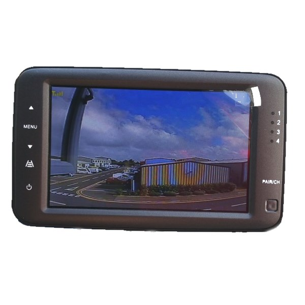 5 inch wireless camera system