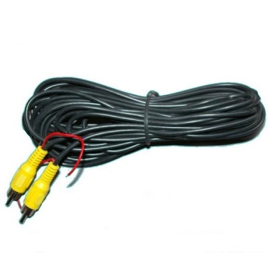 10m RCA cable with trigger wire