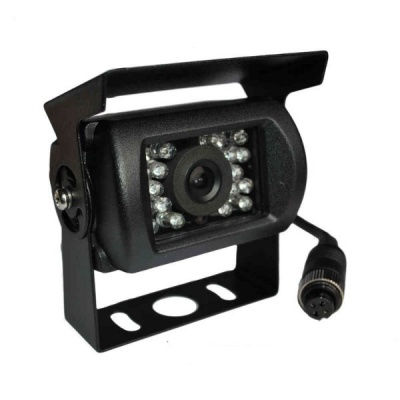 Narrow angle CCD bracket camera