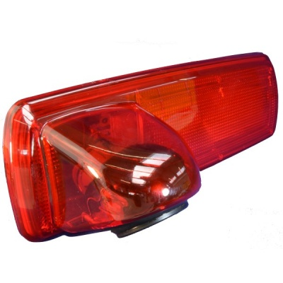 Vauxhall Vivaro Brake Light Reversing Camera