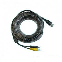 10m 4 pin female to RCA adaptor