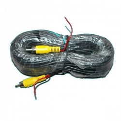 20m RCA cable with trigger wire