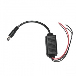 1 amp 24v to 12v power supply for reversing camera