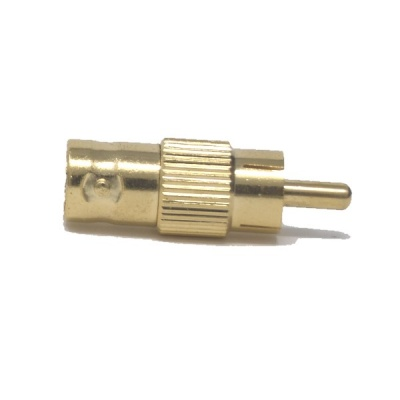 Female BNC to male RCA adaptor