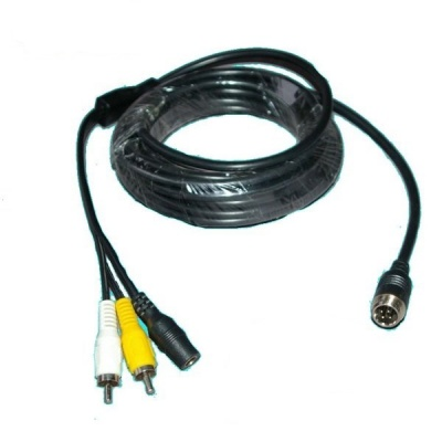 5m RCA to 4 pin adaptor