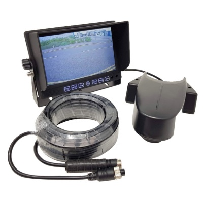 7 inch stand on dash monitor and VANCAM reversing camera
