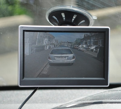 5 inch suction mount monitor