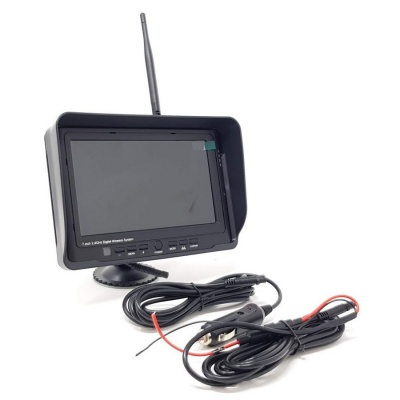7 inch Digital Wireless Reversing Monitor