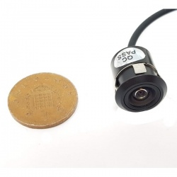 Ultra small CMOS bullet camera