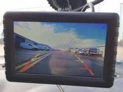 5 inch digital reversing camera system