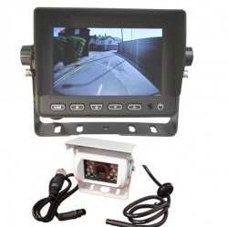 5 inch reversing camera system for motorhomes