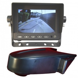 5 inch stand on dash monitor and VANCAM reversing camera