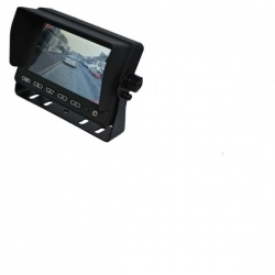 5 inch stand on dash monitor and Ford Transit Custom brake light camera