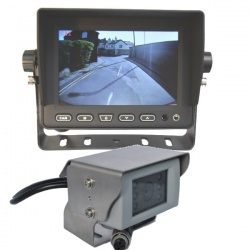 5 inch stand on dash monitor and CCD reversing camera