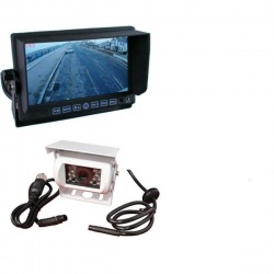 7 inch reversing camera system for motorhomes