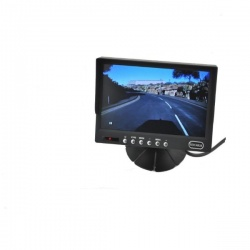 7 inch colour dash monitor and Ford Transit Custom brake light camera