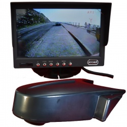 7 inch colour dash monitor and VANCAM reversing camera