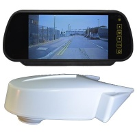 7 inch mirror monitor monitor and VANCAM reversing camera